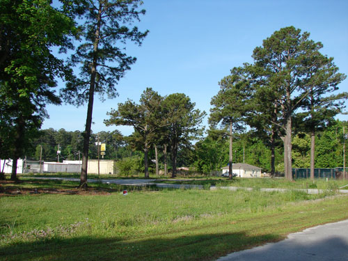 Rainbow Drive Jacksonville NC 1 Acre Commercial Property Located One Block Off Hwy 24